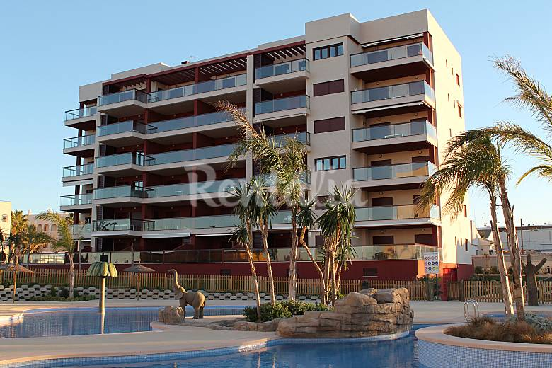 Alquiler vacaciones apartamentos y casas rurales en mil - Casas para alquilar en las mil palmeras ...