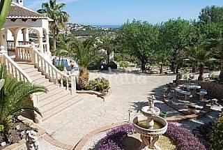Villa de Lujo para 8 personas, a 3 km  de la playa Alicante