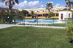 En 1ª línea de playa y terraza frente al Mar Cádiz