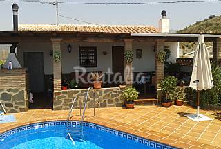 House for 4 people only 1500 meters from the beach Málaga