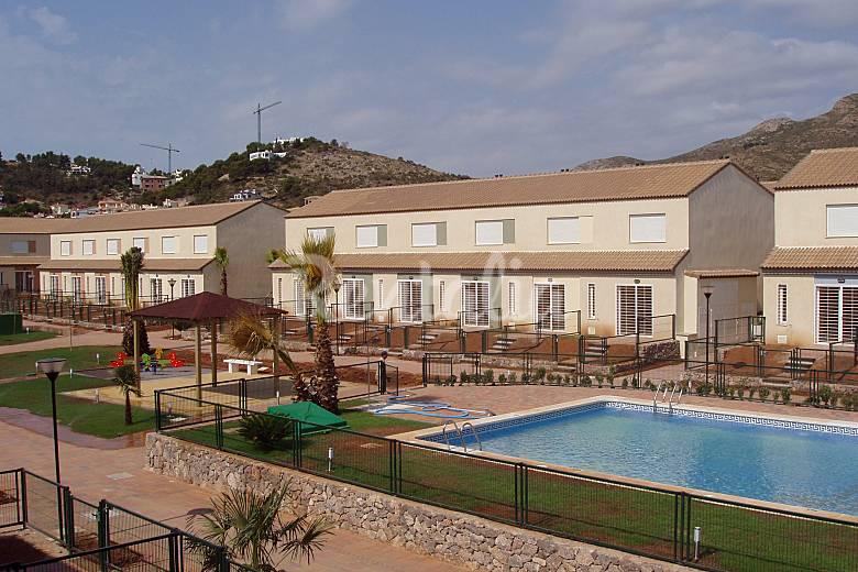Casa en alquiler a 500 m de la playa oropesa del mar orpesa castell n castell n costa del - Alquiler de casas en castellon ...