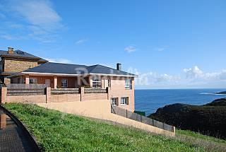 Apartamento playa Arnelles Asturias