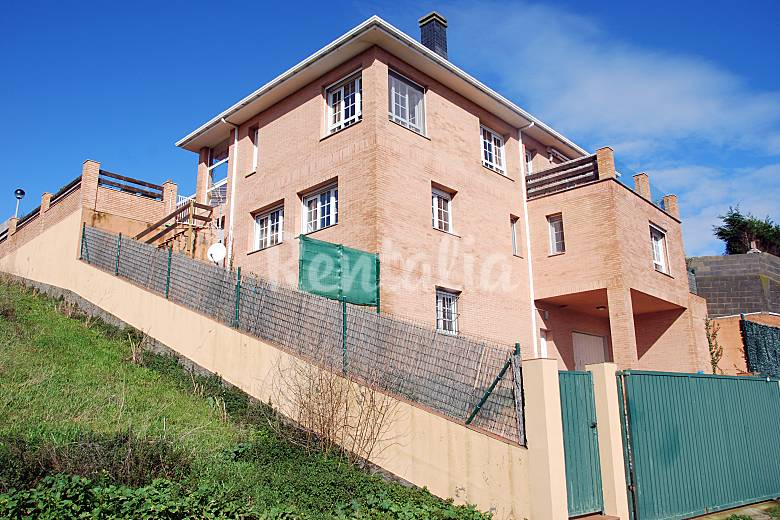 Apartamento Exterior del aloj. Asturias Coaña Apartamento