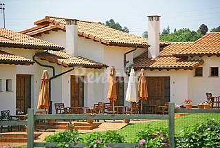 5 Appartements pour 4 personnes à 2.5 km de la plage Asturies