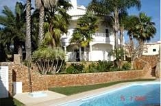Vivenda para 12 pessoas a 300 m da praia Algarve-Faro