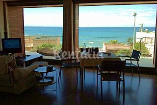 Relaxing & Luxury House Top floor, front line sea Murcia