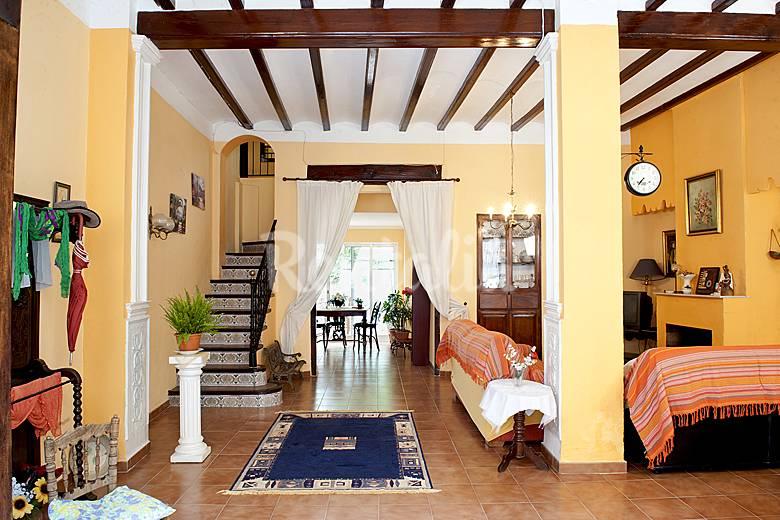Magnifica casa de pueblo con encanto bellreguard poble - Casas de pueblo en valencia ...