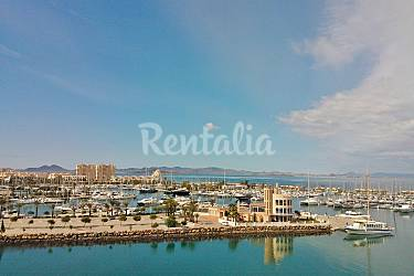Lovely Views from the house Murcia San Javier Apartment