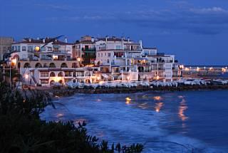Apartamento de 2 habitaciones en 1a línea de playa Tarragona