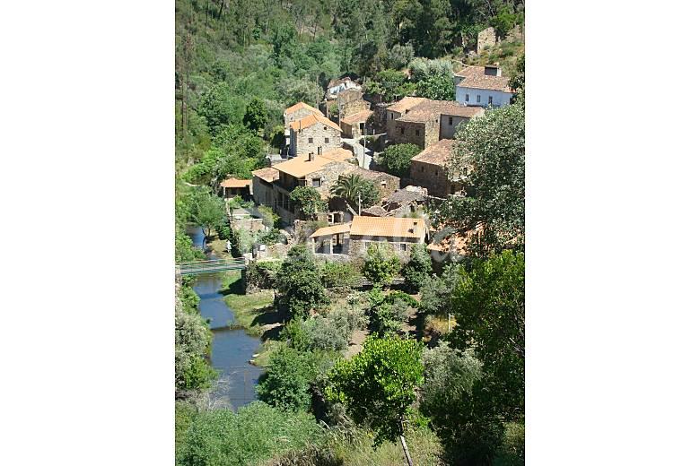 Casas Água Formosa - Aldeia de Xisto - Vila de Rei (Castelo Branco