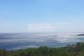 Ático de diseño con vistas al mar Girona/Gerona