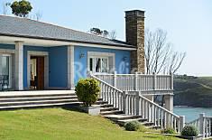 Casa de 4 habitaciones a 500 m de la playa Asturias