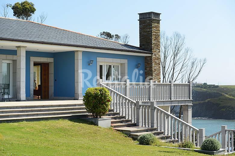 Alquiler vacaciones apartamentos y casas rurales en tapia de casariego asturias - Casas vacaciones asturias ...