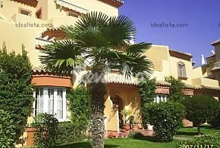 Casa para 3-4 personas con piscina Huelva