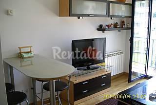 Apartamento de 1 habitación a 300 m de la playa Asturias