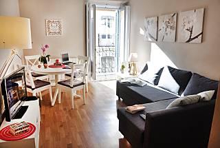 Appartamento per 4-6 persone nel centro di Madrid Madrid