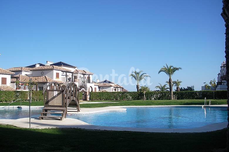 Apartamento para 4 6 personas en vera playa vera playa for Apartamentos en vera almeria