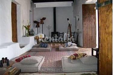 Fantastic typical ibizan style house xviii san carlos santa eulalia del r o ibiza - Eigentijdse woonkamer deco ...