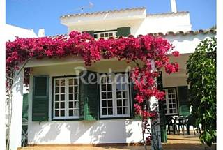 Linked apartments 50 mtrs. from the beach Minorca