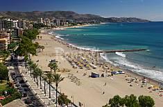 Apartamento para 2-4 personas en 1a línea de playa Castellón