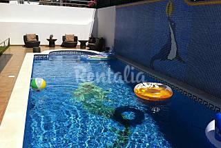 Villa para 6-8 personas a 2.5 km de la playa Algarve-Faro