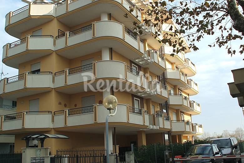 Apartment for rent only 150 meters from the beach Rimini