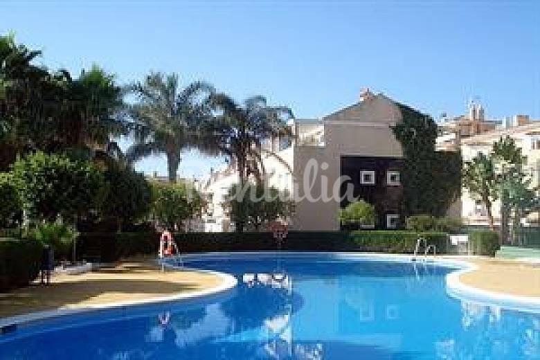 Apartamento para 4 personas a 150 m de la playa - Apartamento en islantilla playa ...