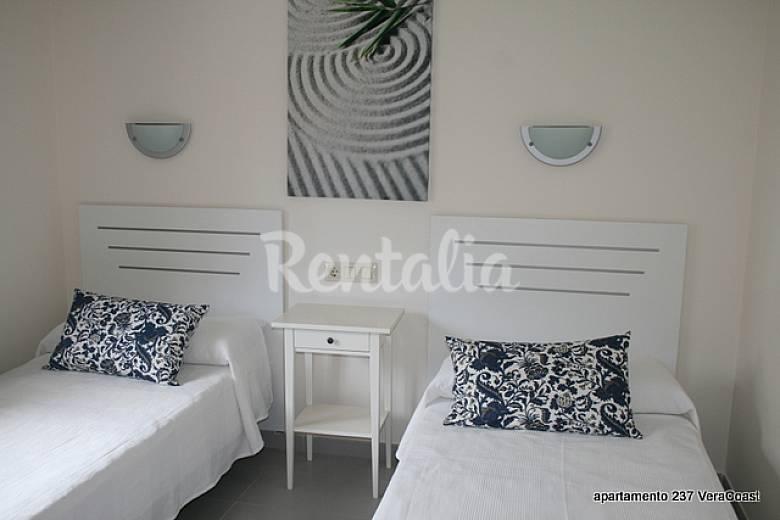 Apartamento para 2-4 personas en Vera Almería