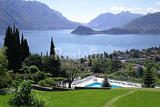 House for 2-4 people 2 km from the beach Como