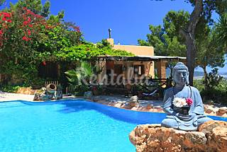 House for rent 3 km from the beach Ibiza