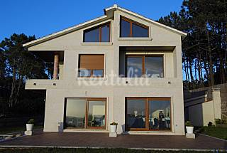 Vivenda com 5 quartos a 100 m da praia Pontevedra