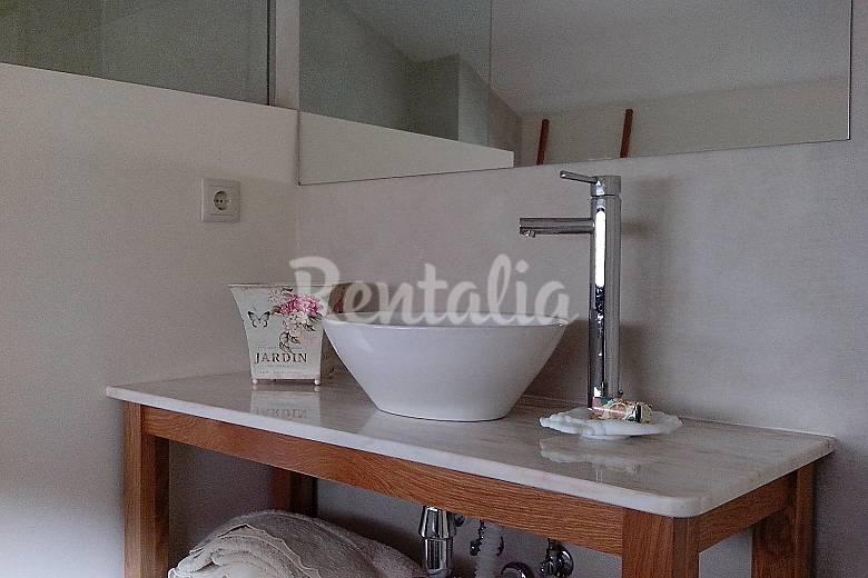 Casa Casa-de-banho Viseu Vouzela Casa rural