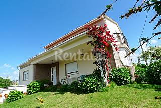 Villa for rent 3 km from the beach Pontevedra