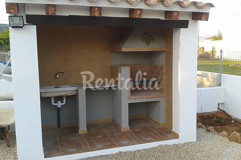 Senia Exterior del aloj. Castellón Alcalà de Xivert Casa