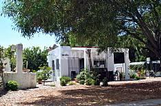 Acogedora casa a 50 mtrs de la playa: tranquilidad Cádiz