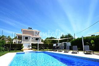 Luxuosa Moradia C/ snokker e piscina aquecida Algarve-Faro