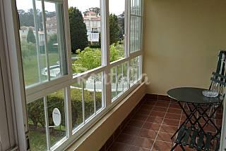 Apartamento en alquiler a 100 m de la playa Pontevedra