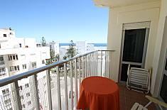Apartamento para 2+2 pessoas em frente à praia Algarve-Faro