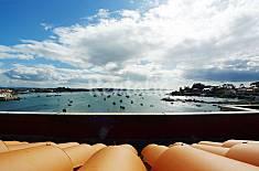 Ático con vistas al mar junto al paseo marítimo Pontevedra