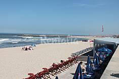 En el centro de la ciudad cerca de la playa(400 m) Aveiro