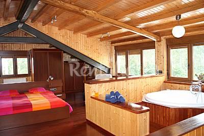 Villa para 6-8 personas con magnifica suite Lugo