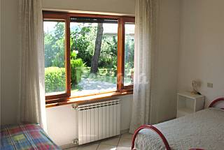 Villa for rent only 600 meters from the beach Viterbo