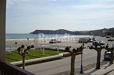 Apartment for rent only 20 meters from the beach Cantabria
