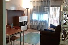 Apartamento en el centro a 50 m de la playa Girona/Gerona