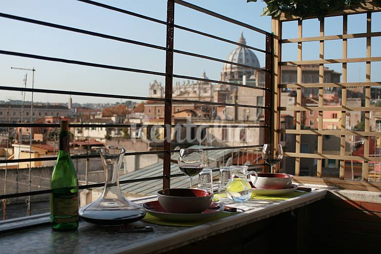 Attico per 3-5 persone - Roma - Roma (Roma)