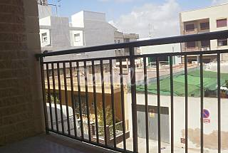 Apartment with 2 bedrooms only 270 meters from the beach Murcia