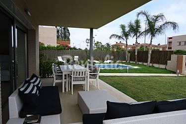 Villa Terraza Tarragona Cambrils villa