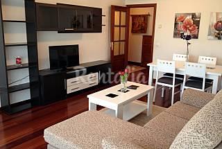Apartamento Santiago de Compostela 10 min centro A Coruña/La Coruña
