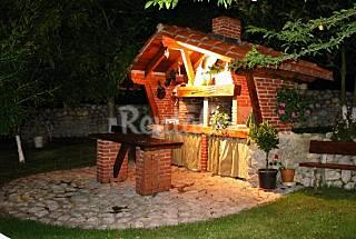 Casa (de 2 a 15 person) Piscina Santillana d...