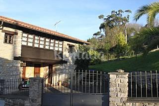 Maison pour 6 personnes avec jardin privé Asturies